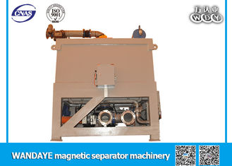 1000mm Magnetic Separation Equipment , Magnetic Separator For Oil - Cooling