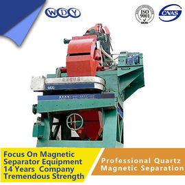 Double Vertical Ring High Gradient Magnetic Separator WD2000 Energy Saving