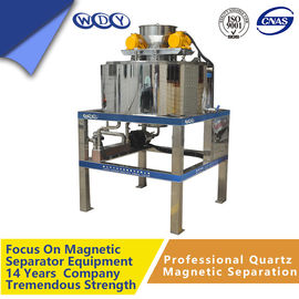 380v 30000gs Metal Magnetic Separation Equipment For Free Fall Applications